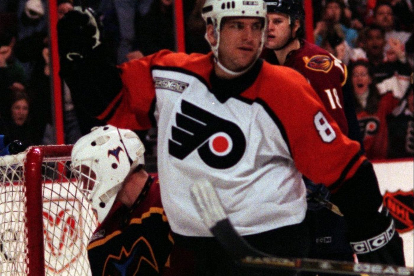 Hall of Fame finally welcomes former Flyers winger Mark Recchi