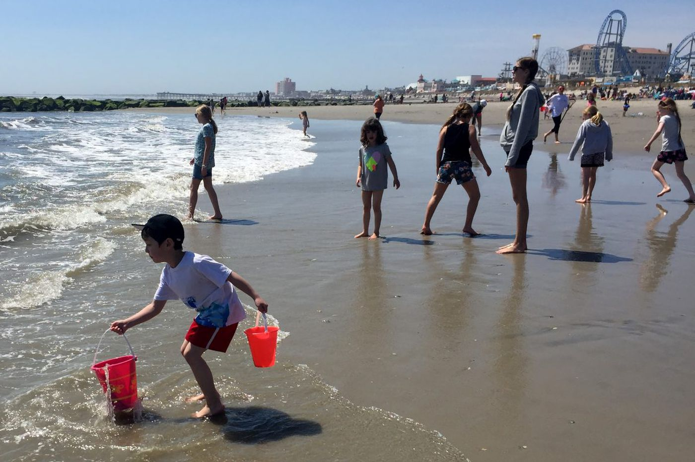 There are different rules for the beach in September | Opinion