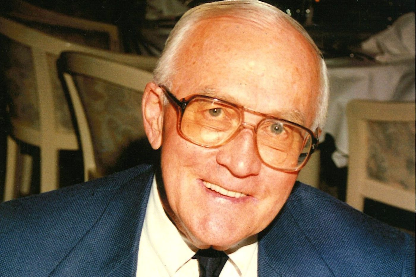 Norbert J. McGettigan, 93, decorated World War II veteran and Philly travel business owner