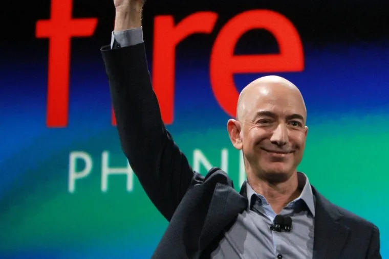 Amazon CEO Jeff Bezos  announced the Saetle-based online retail giant is seeking a second headquarters city.