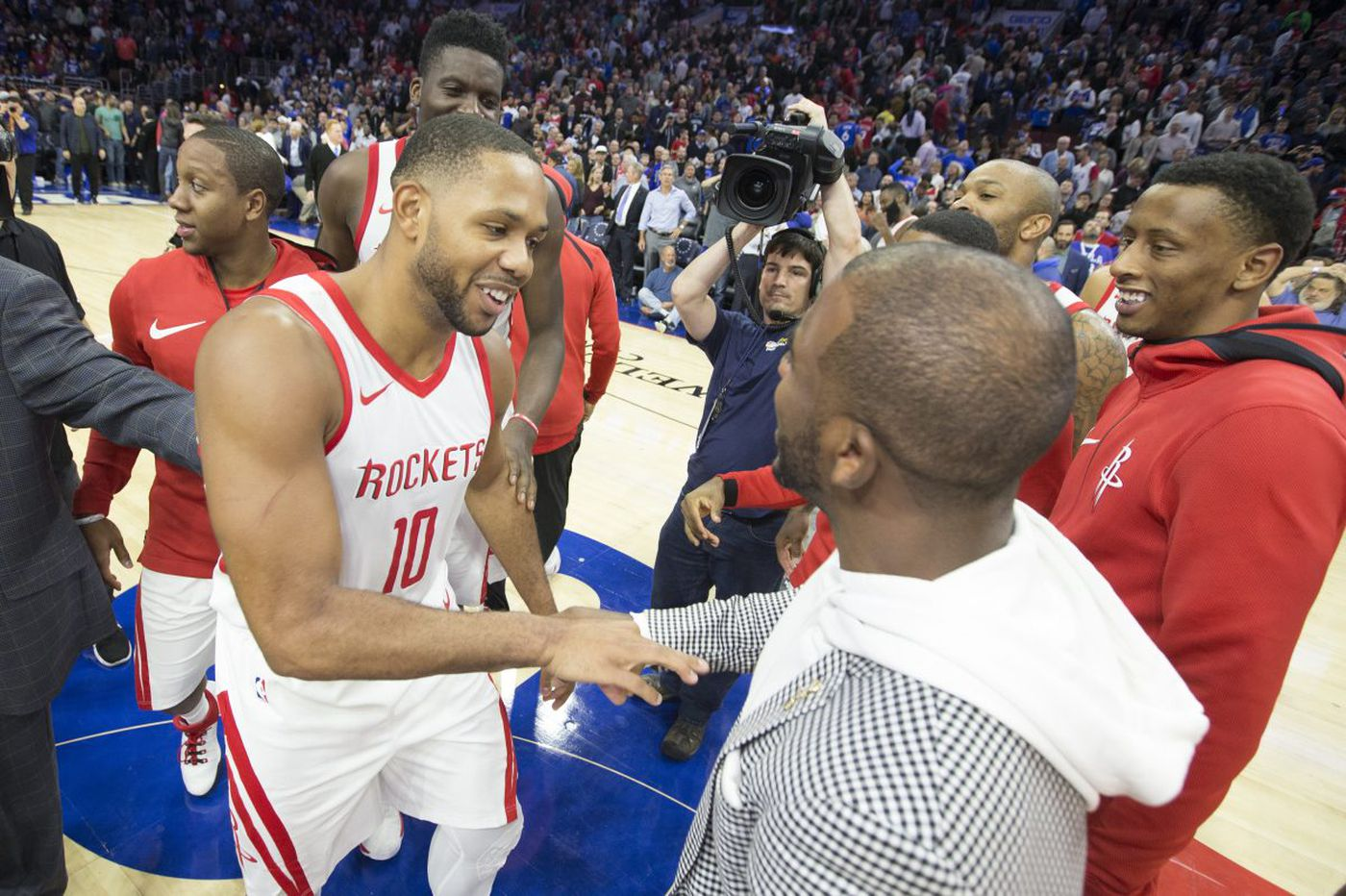 Sixers-Rockets preview: Containing Harden, Gordon is a must