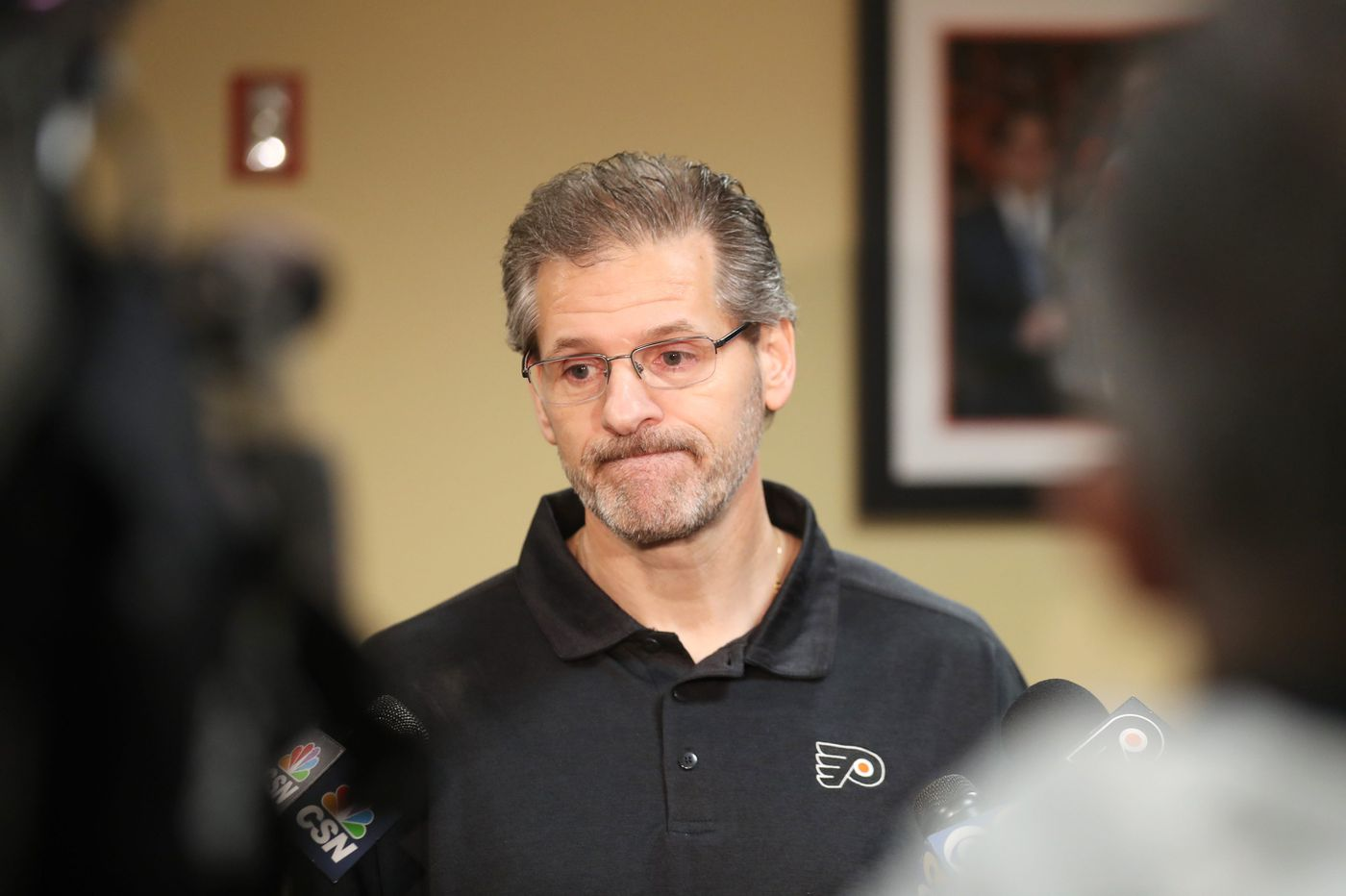 Flyers fire Ron Hextall: What they're saying about the surprising move