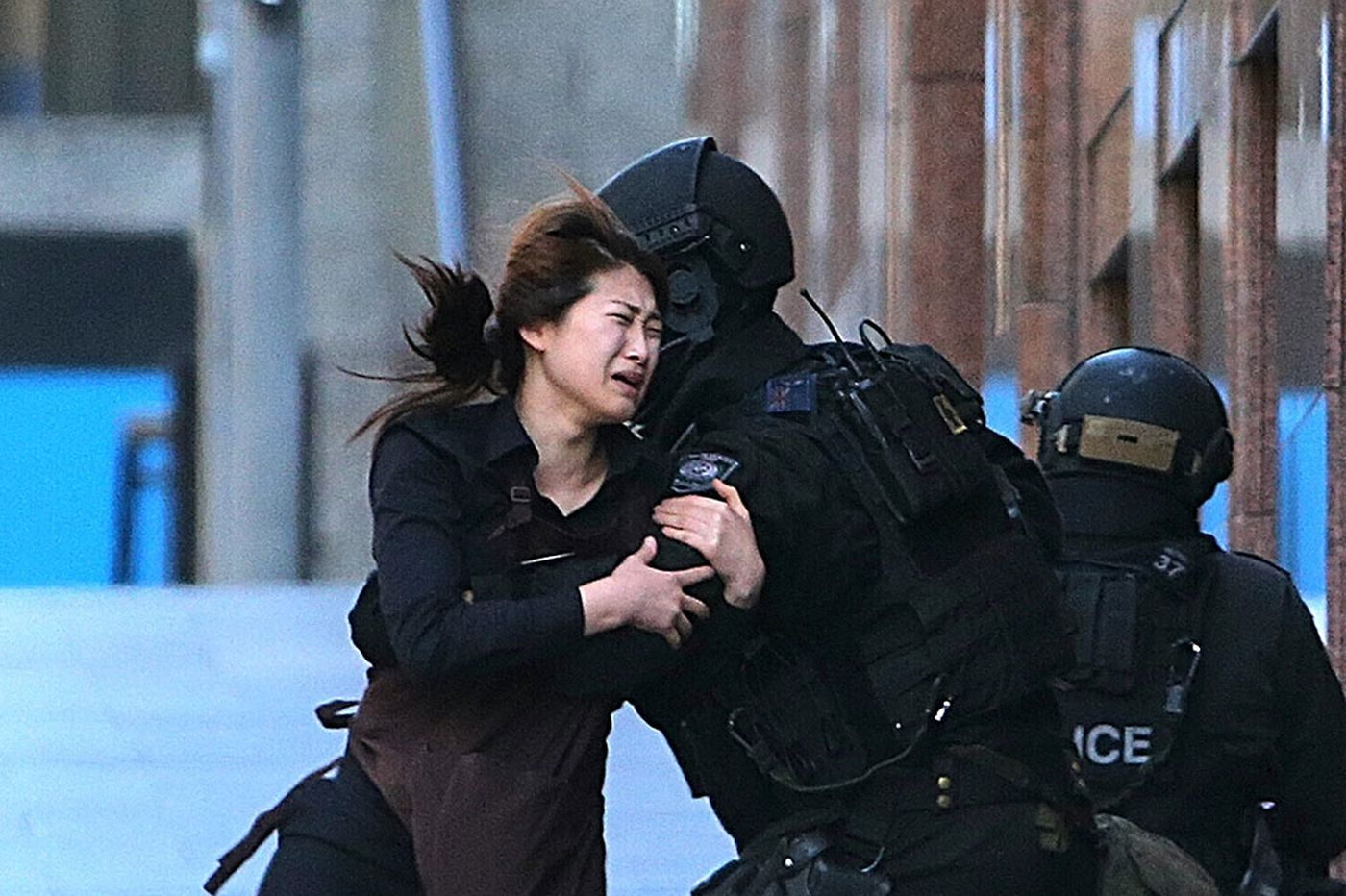 Sydney hostage crisis ends in gunfire; 3 dead