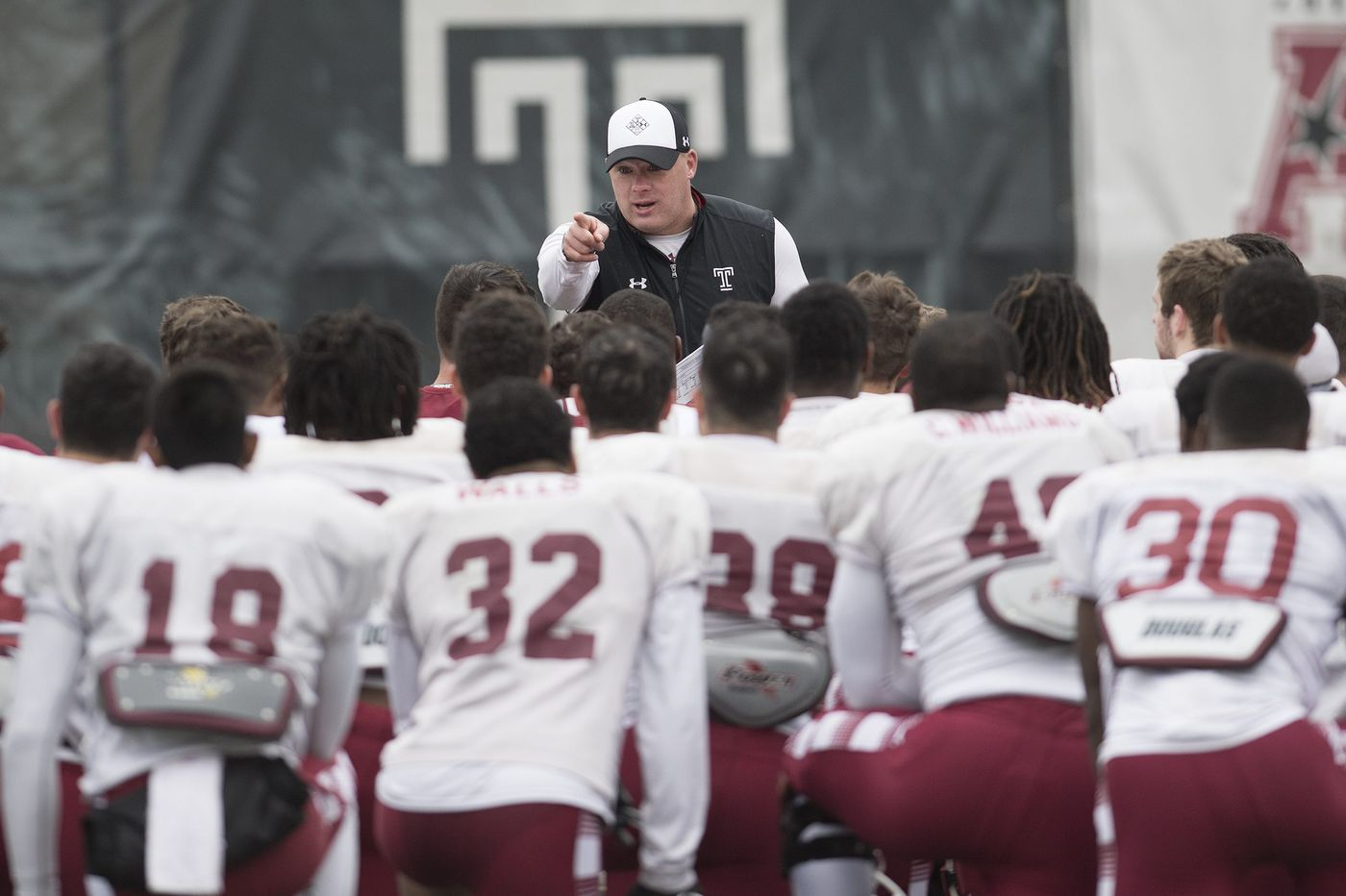 Temple football receives commitment from Egg Harbor Township's Yvandy Rigby