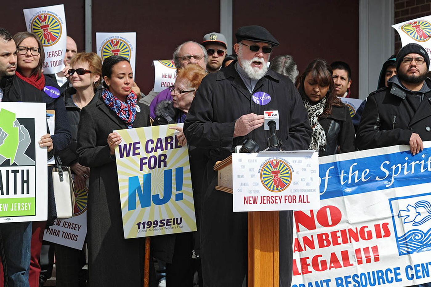 Immigration reform rally seeks a New Jersey for all