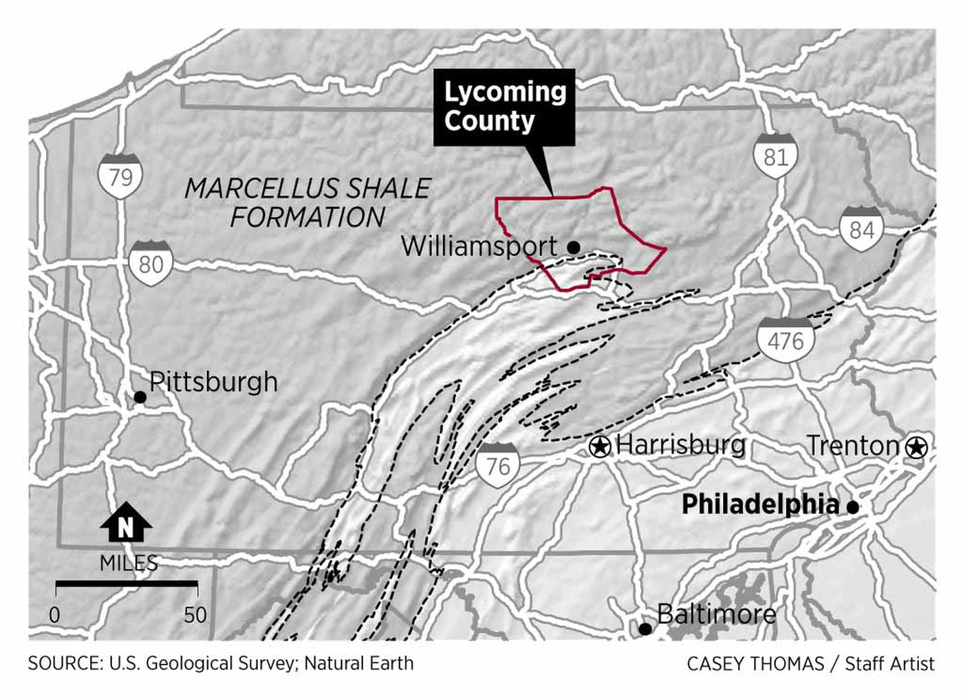Shale gas industry survived tax debate, but image suffered