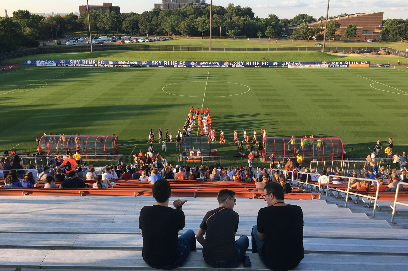 Sky Blue FC aims to leave Rutgers' Yurcak Field after 2019 NWSL season, but next home isn't set yet