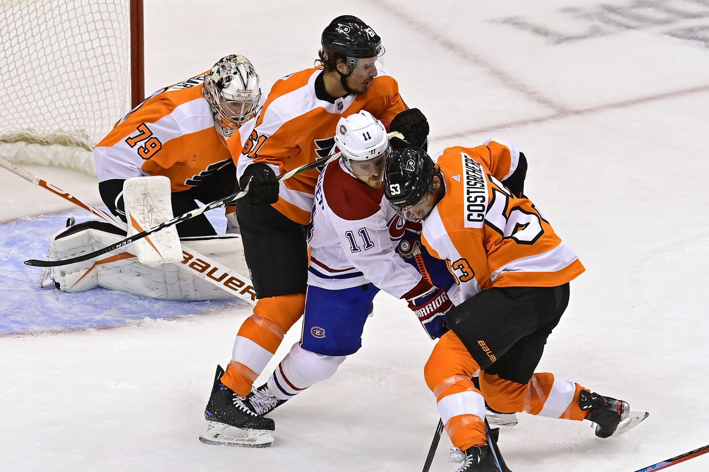 Three keys for Flyers-Canadiens in Game 2
