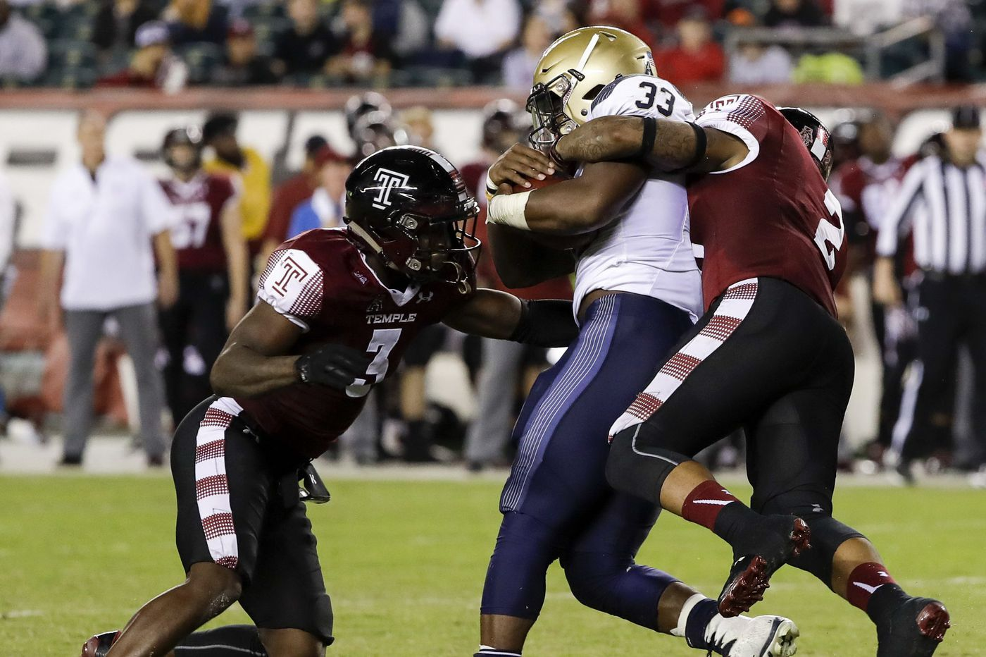 Delvon Randall headlines the Owls secondary | Temple defensive backs preview