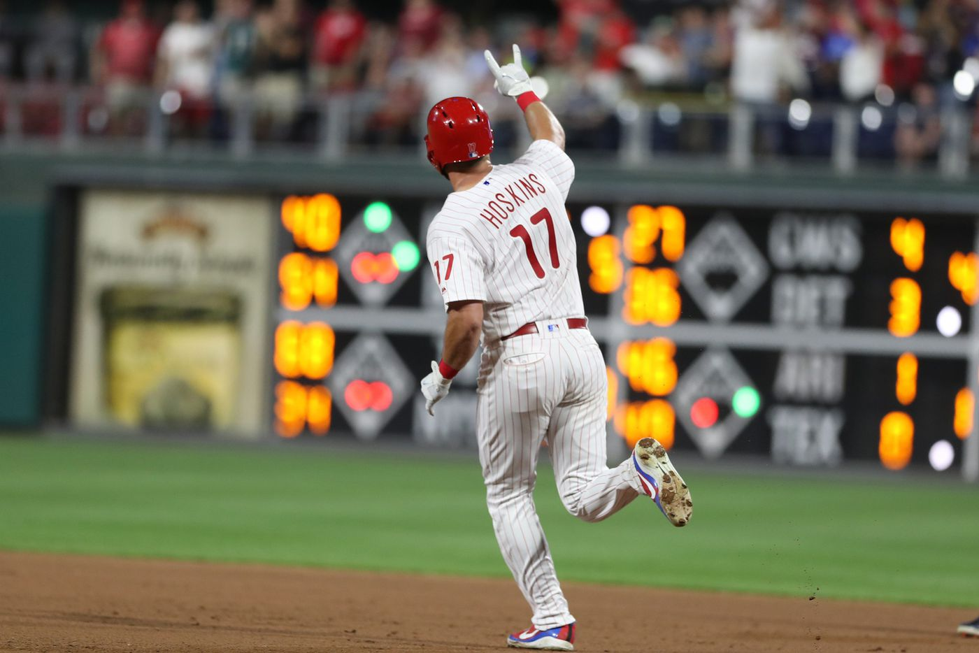 Are the Phillies a product of their ballpark? | David Murphy