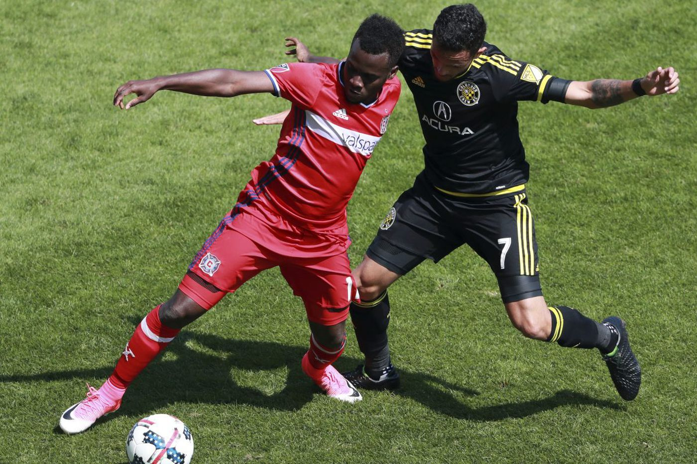 David Accam's ties to Alejandro Bedoya make Union's trade look even better