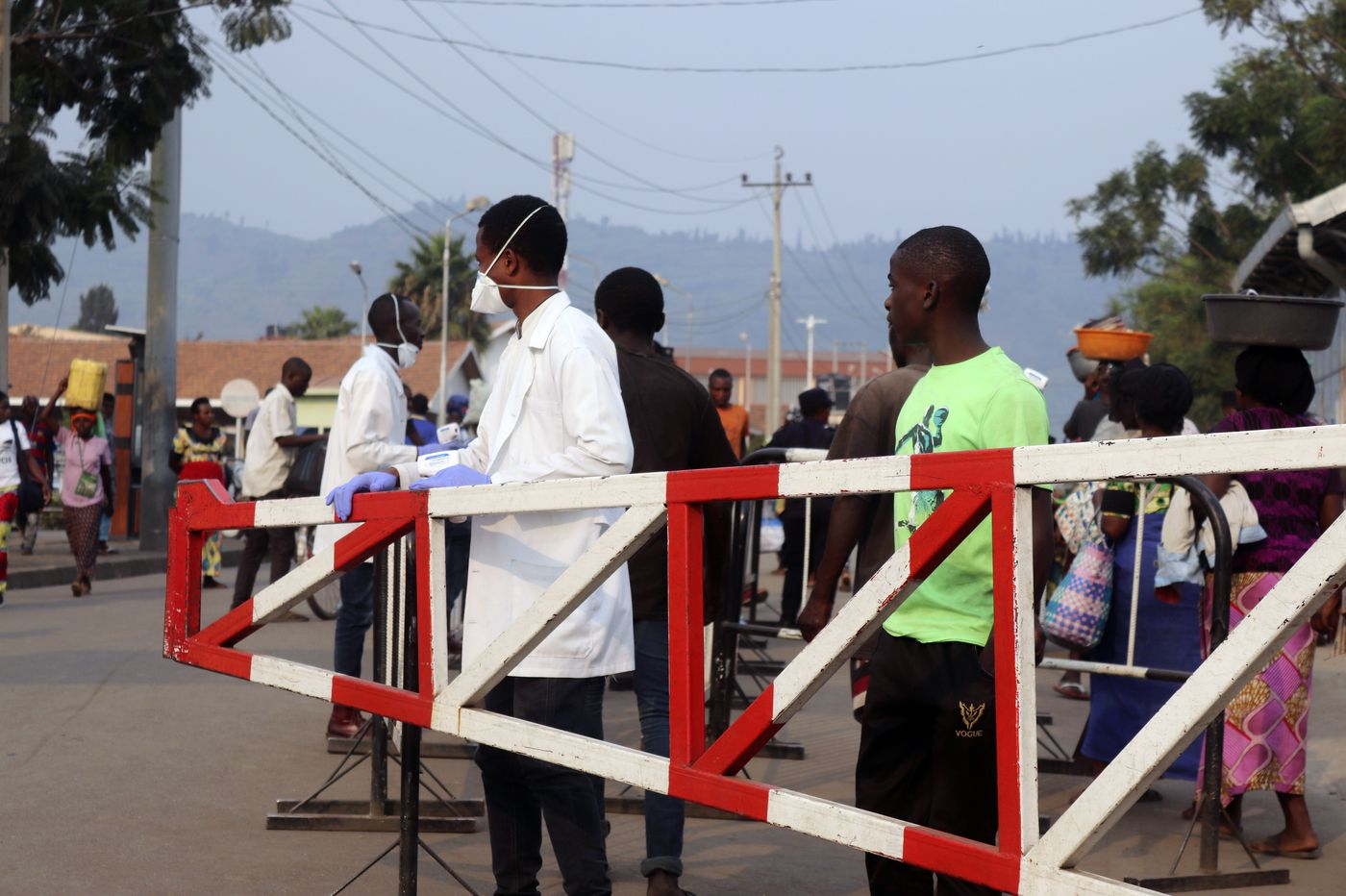 Ebola Drug Shows Promising Results in Heart of Congo Outbreak