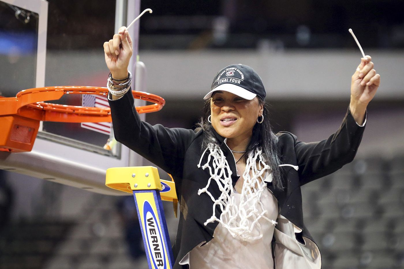 Dawn Staley featured in new Netflix docu-series, 'The Playbook'