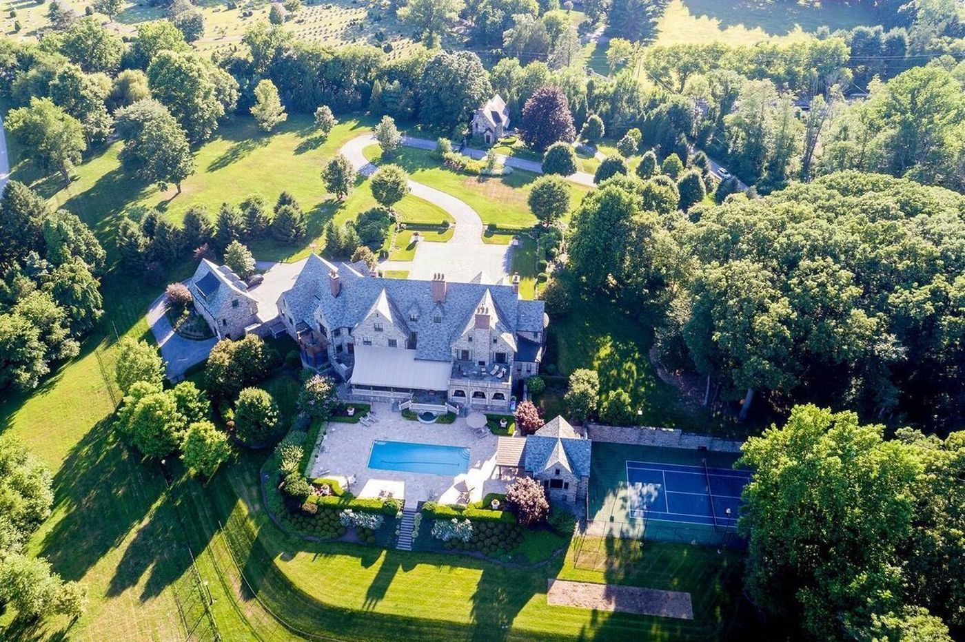 On the market: An English Manor with Brandywine Valley views in Greenville, Del.