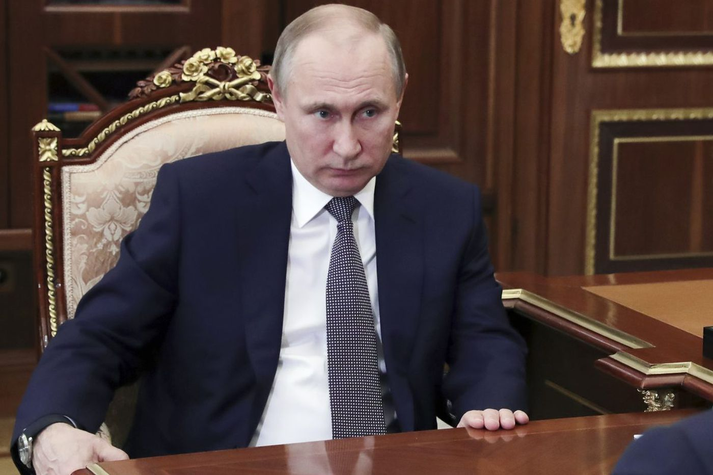 Report from Moscow: Russian TV news exacerbates disconnect between Putin and the U.S. | Trudy Rubin