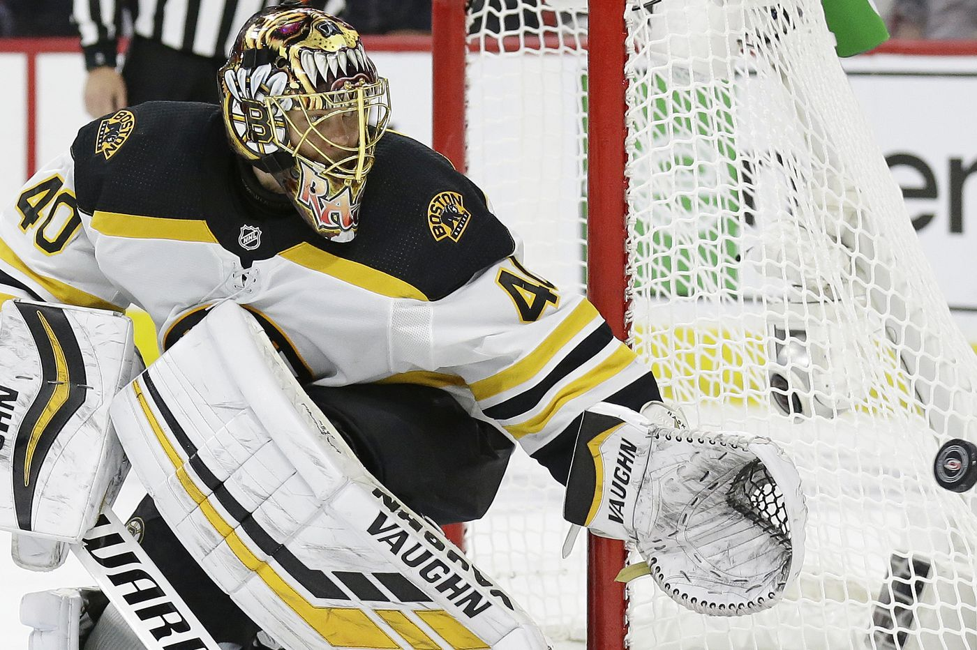 Vegas Vic's Stanley Cup Game 1 pick: Rooting for a Bruins' overtime win