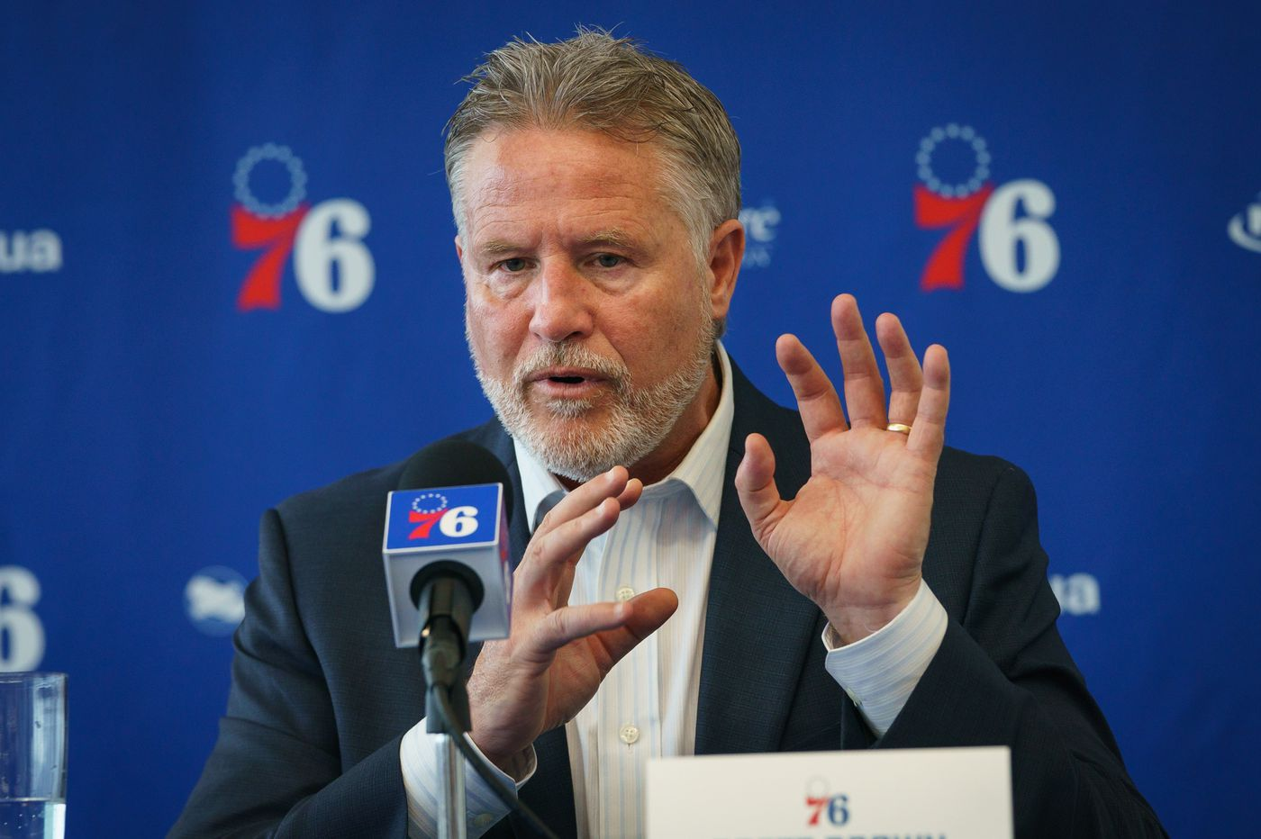 Sixers podcast: Brett Brown is staying, what to make of Tuesday's news conferences