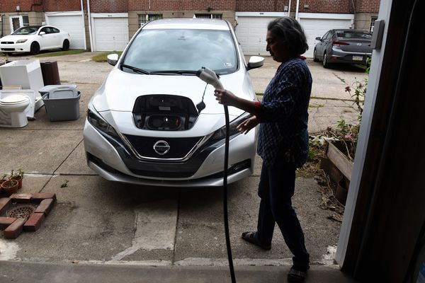Electric cars offer 'guilt-free driving' and aid the climate. So why doesn't Pennsylvania have more?