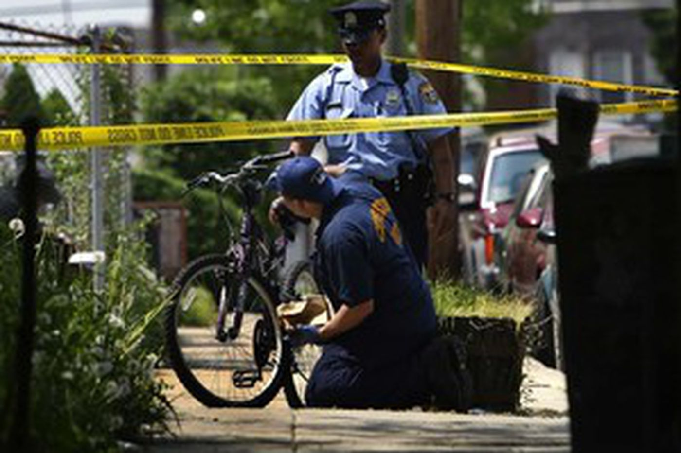 Cops: Youth slain in home-invasion try in SW Phila.