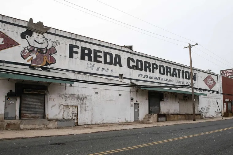 The apartment complex would be built on the current site of a distribution facility for the Freda Corp. cold-cut company.