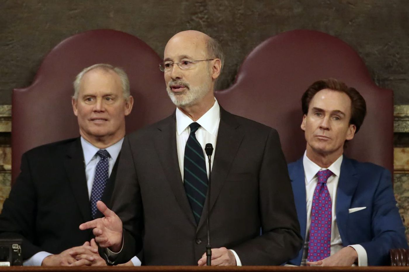 For Pa's sake, Wolf and GOP must cooperate on budget | Editorial