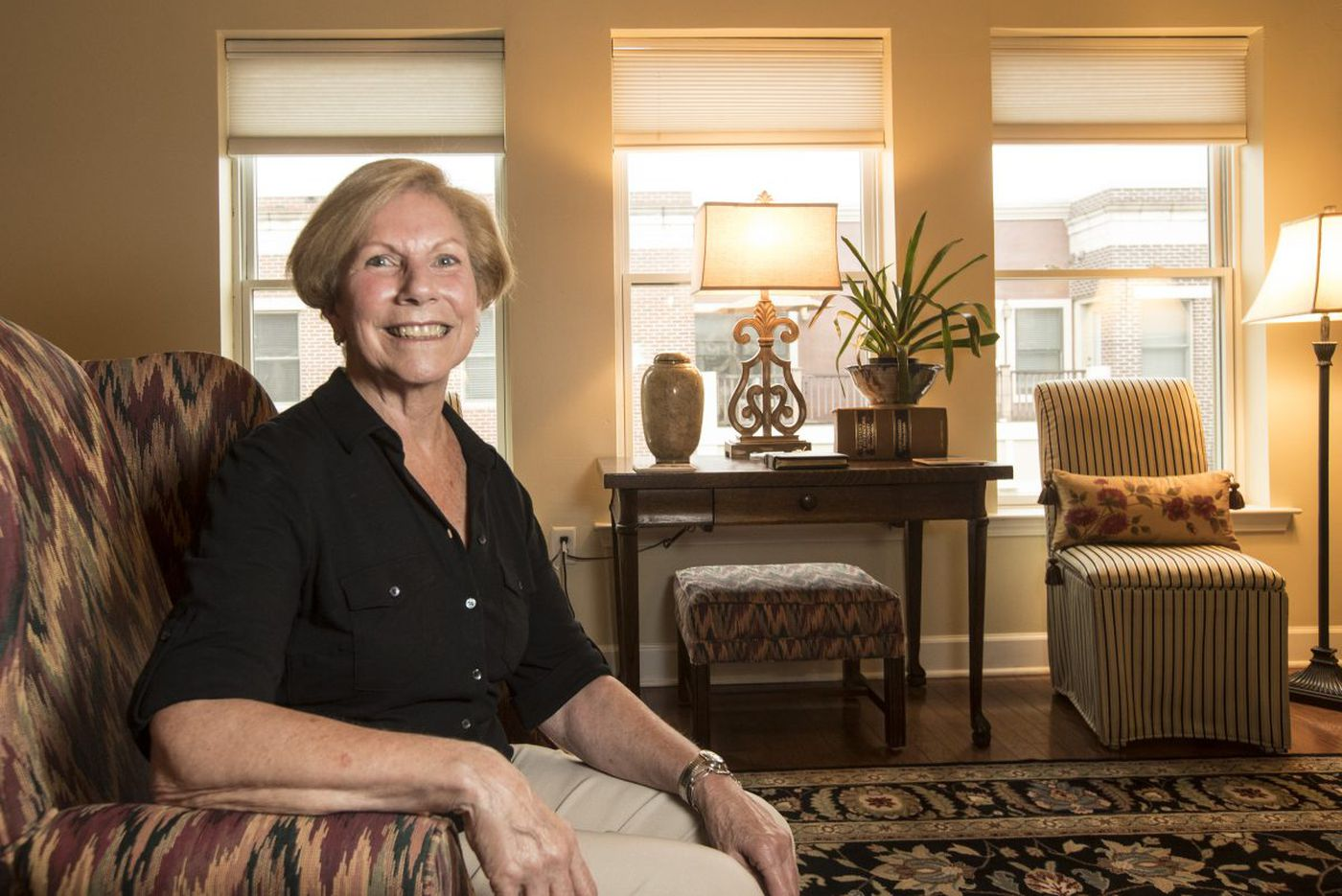 A Collingswood condo where 'small is beautiful'