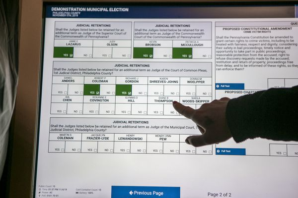 Philadelphia's new voting machines had a mostly smooth start. Now for the big test.