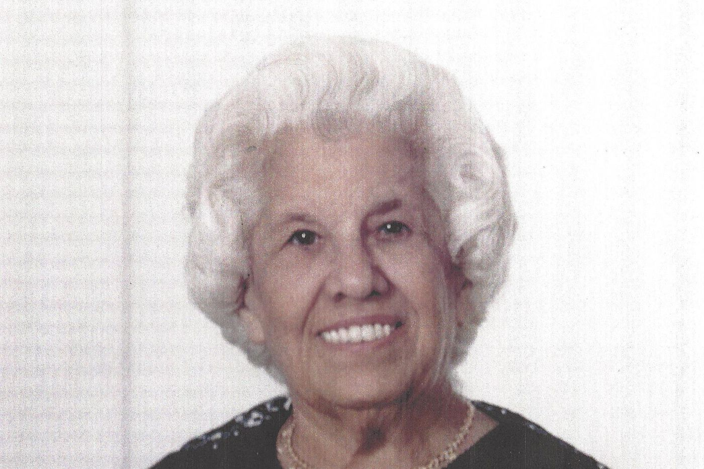 Josephine B. Stevens, 100, gymnast, professional dancer, and mother