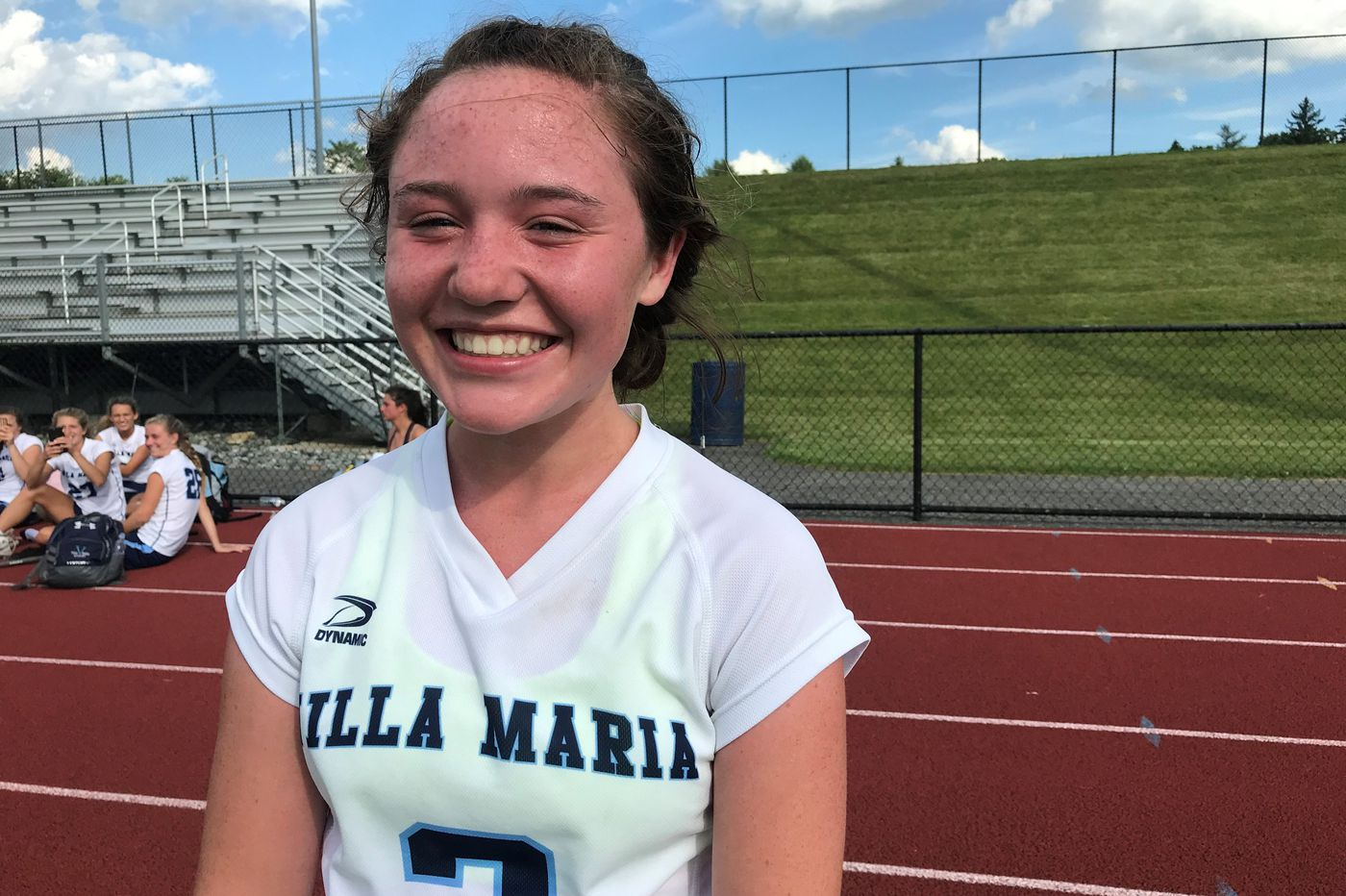 Mighty Margie Carden helps Villa Maria advance to PIAA finale