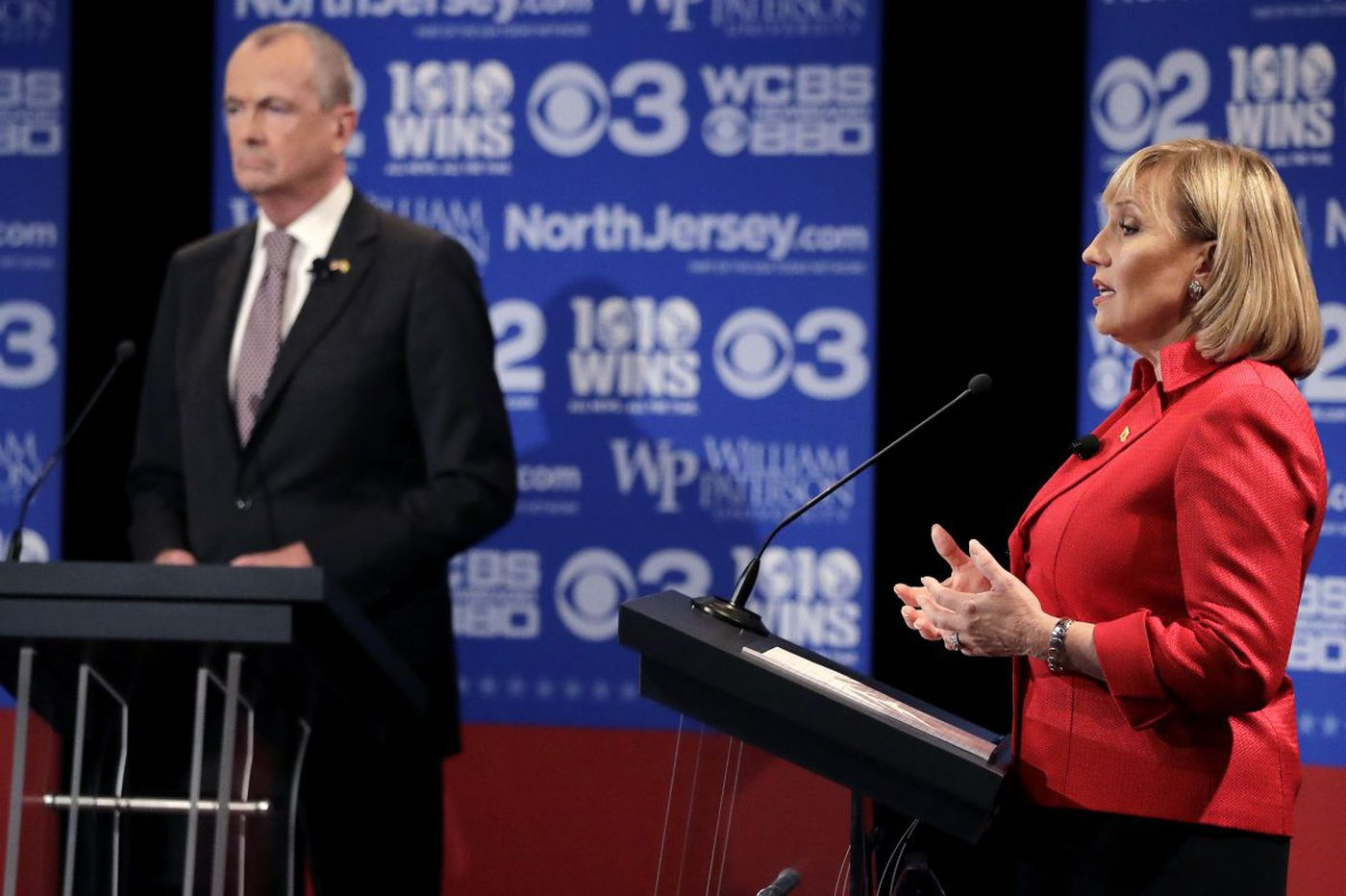N.J. governor's race: Can Murphy, Guadagno deliver on pension, tax promises?