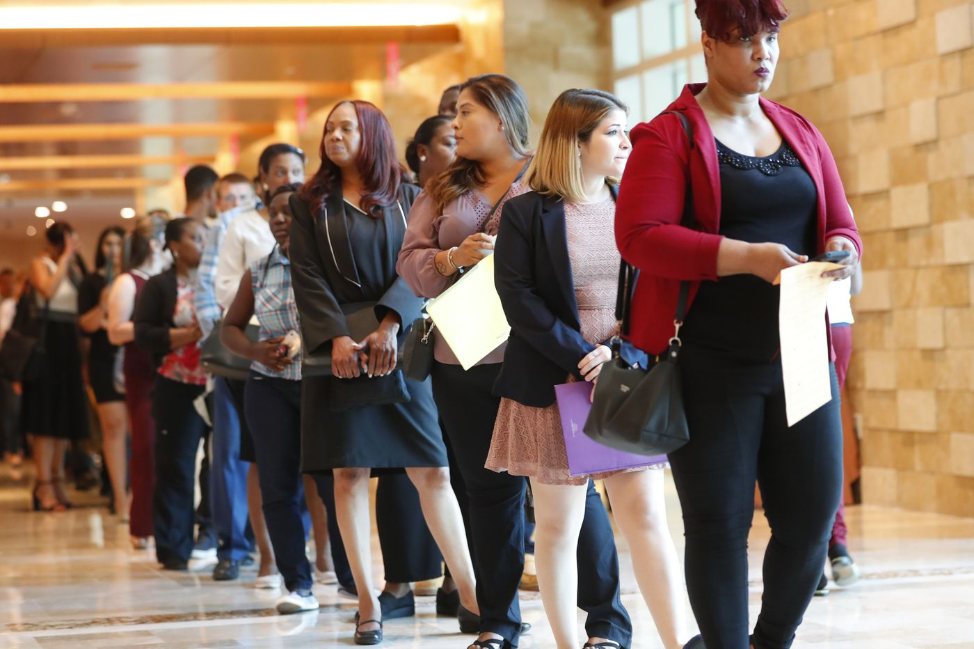 U.S. added a robust 224,000 jobs in June after weak May gain