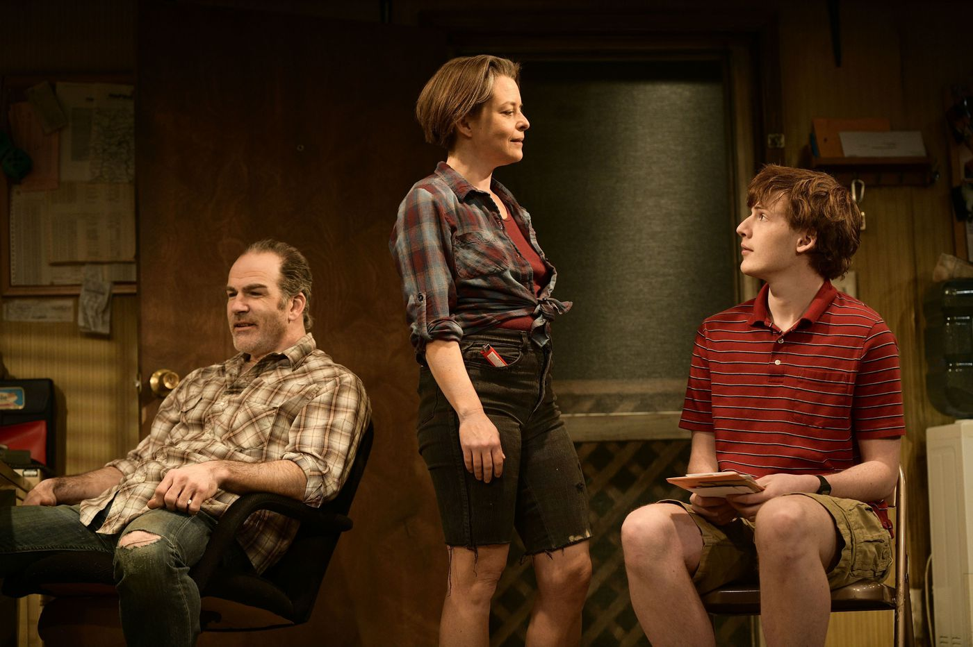 'The Few' at Theatre Horizon: The journey from desperation to fragile hope