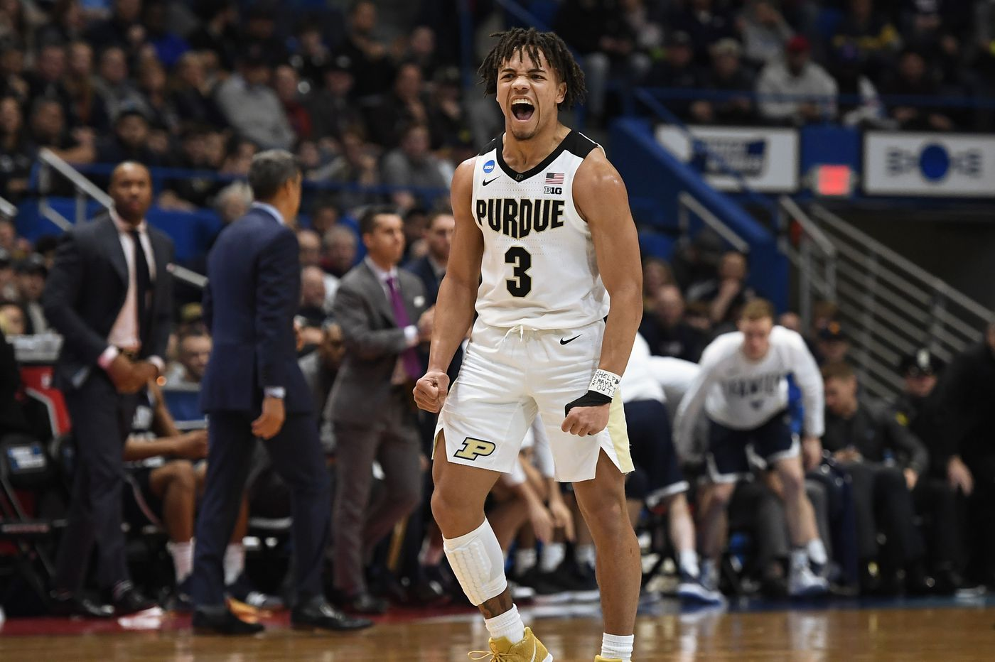 NBA draft: Purdue guard Carsen Edwards could give Sixers needed offense off bench