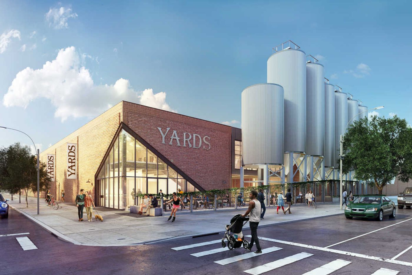 Yards Brewing on track to open new space this year after closing on loan