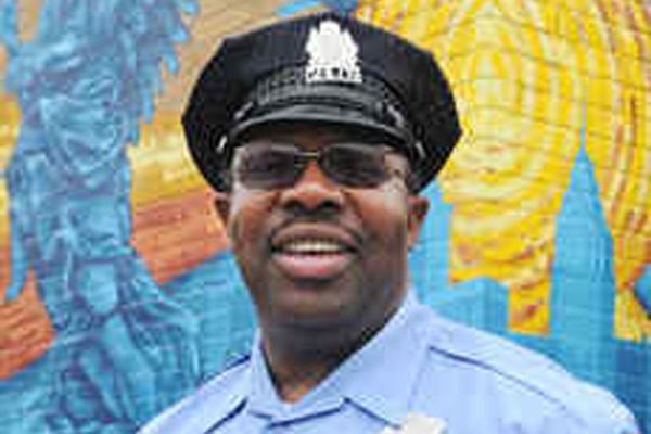 It's for real: Philly beat cop's our Fencl Award winner
