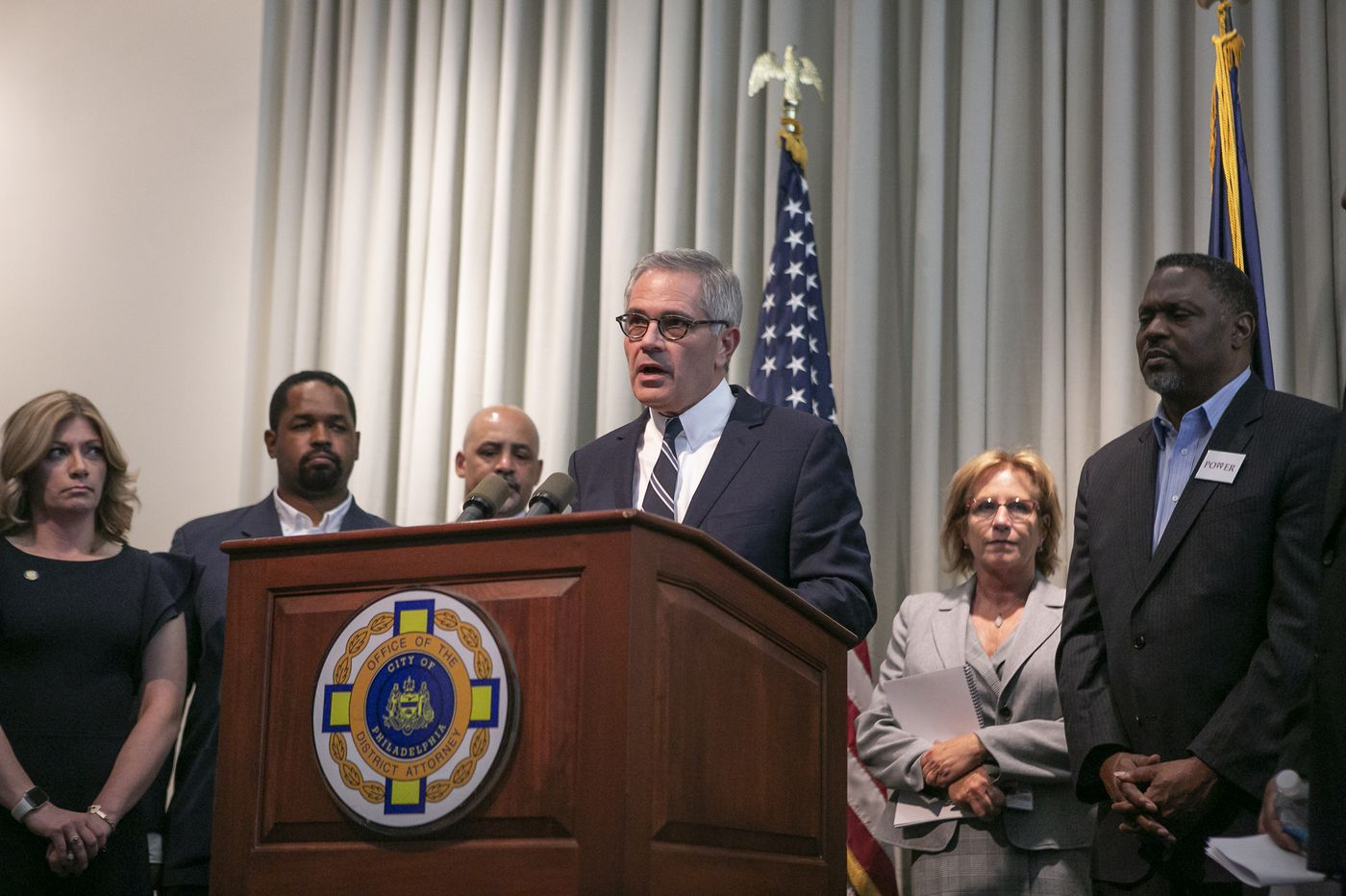 DA Krasner wants Pa  Supreme Court to strike down state's death
