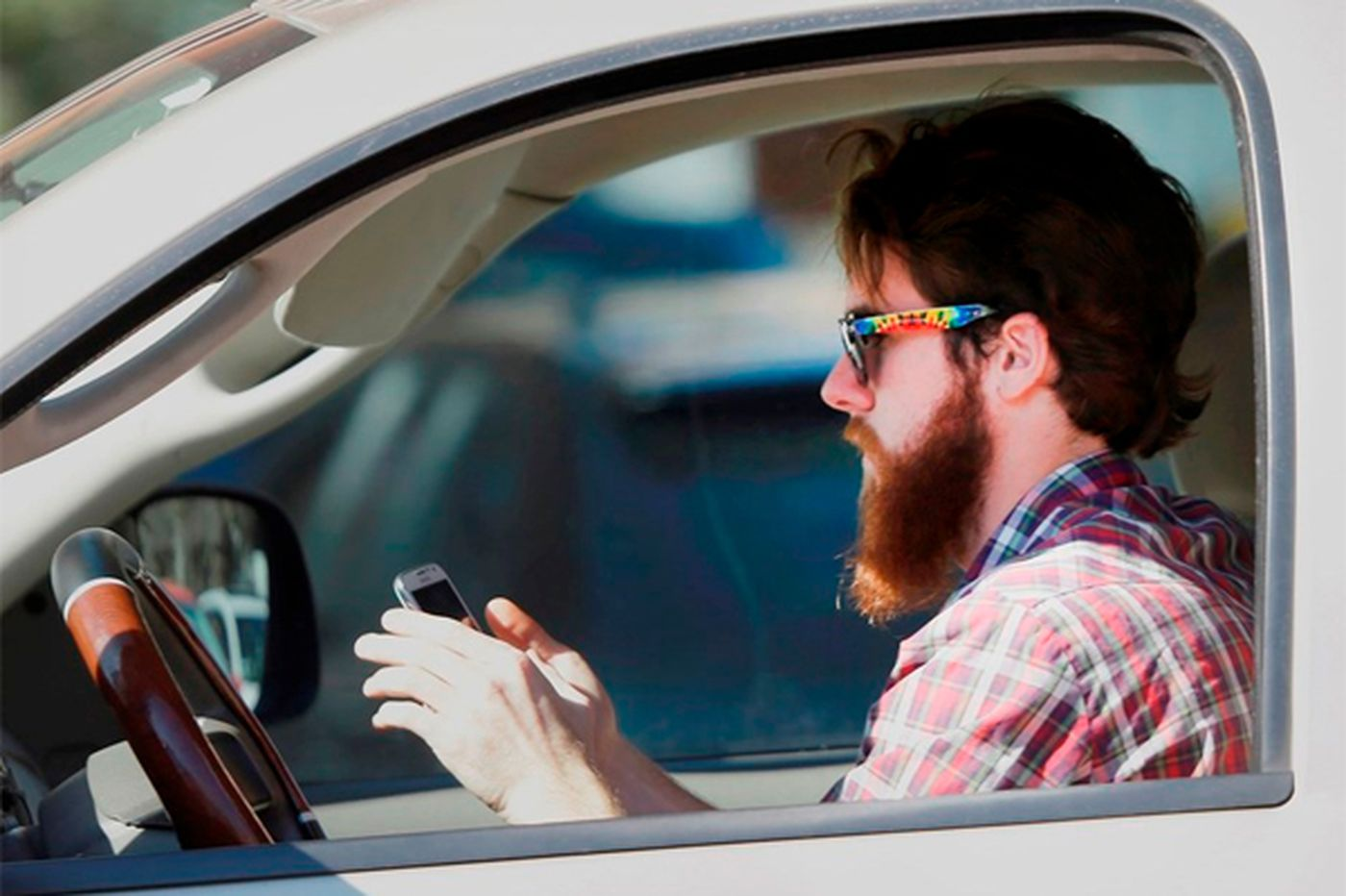 Montgomery, Chester counties highest in Philly region for texting while driving violations