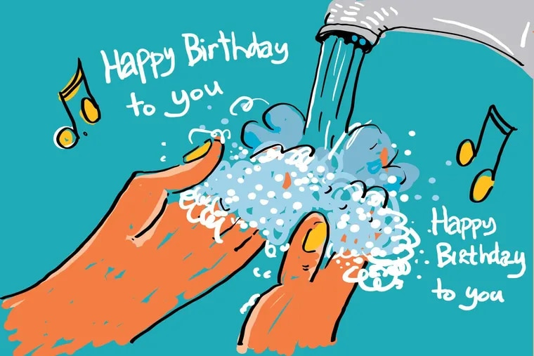 One of the best defenses against getting sick, experts say, is hand-washing. Wash for 20 seconds, or roughly the time it takes to sing Happy Birthday twice.