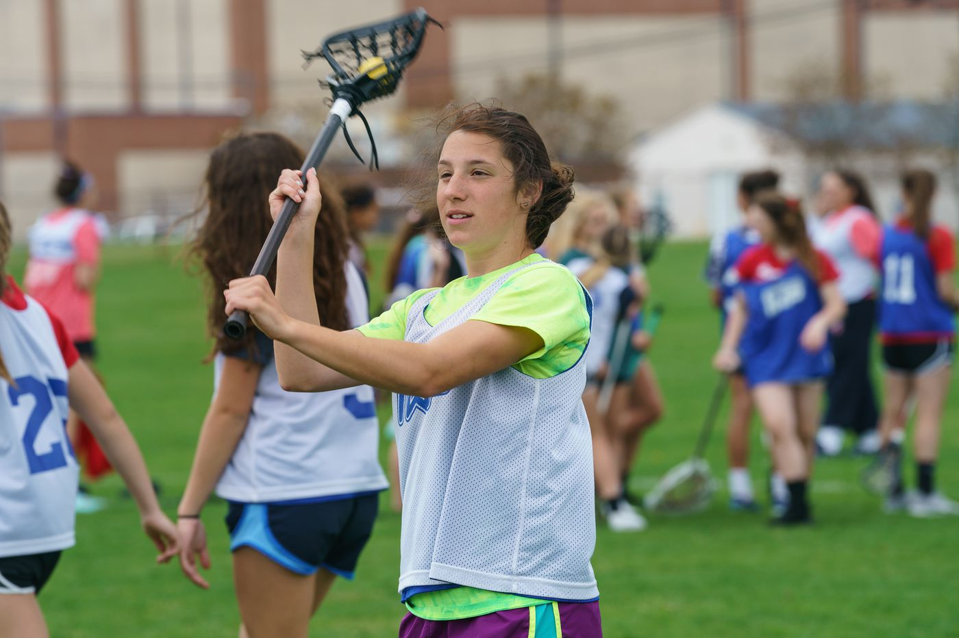 Lacrosse is the family tie that binds Washington Township's Erin Renshaw and her aunt, West Deptford coach Julie Catrambone