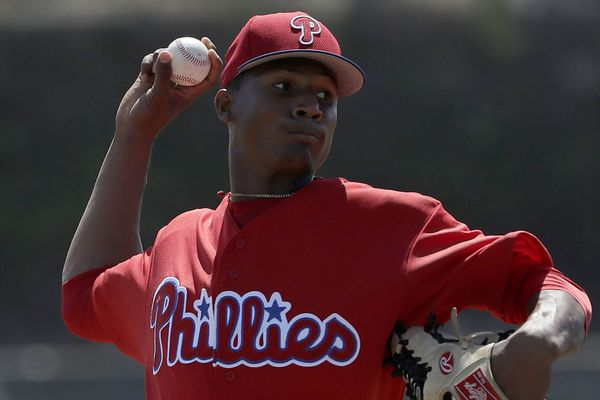 Phillies loaded with quality pitching at every level of their farm system | Minor league analysis
