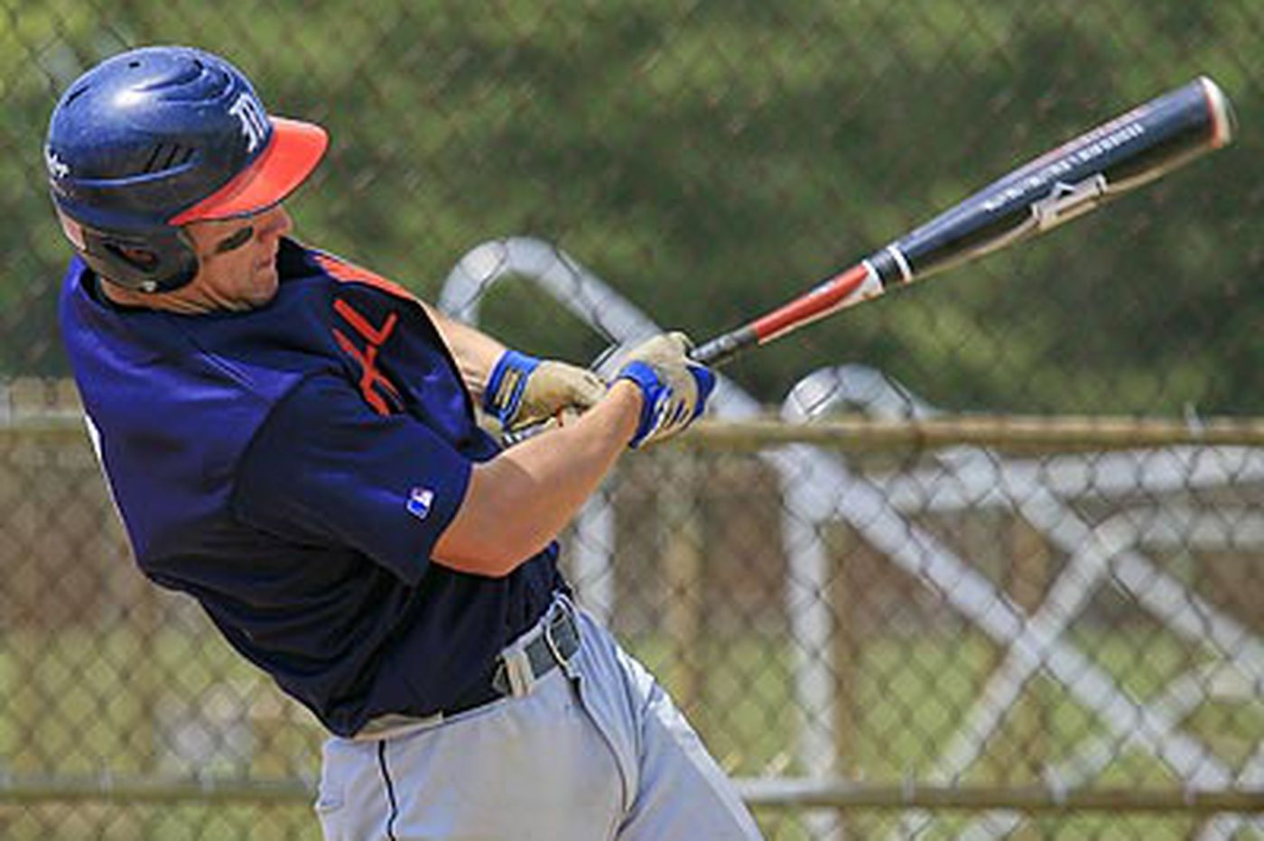 Millville's Trout is S.J. baseball player of the year