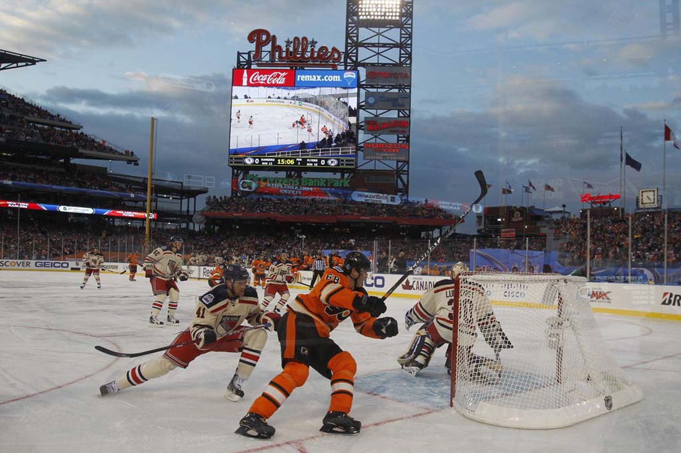 Test your knowledge with this quiz on the Flyers and their outdoor games