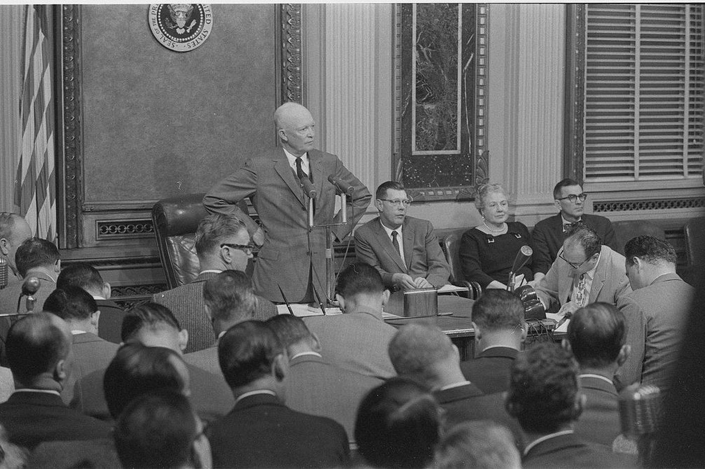 Medical Mystery: What was happening to President Eisenhower?
