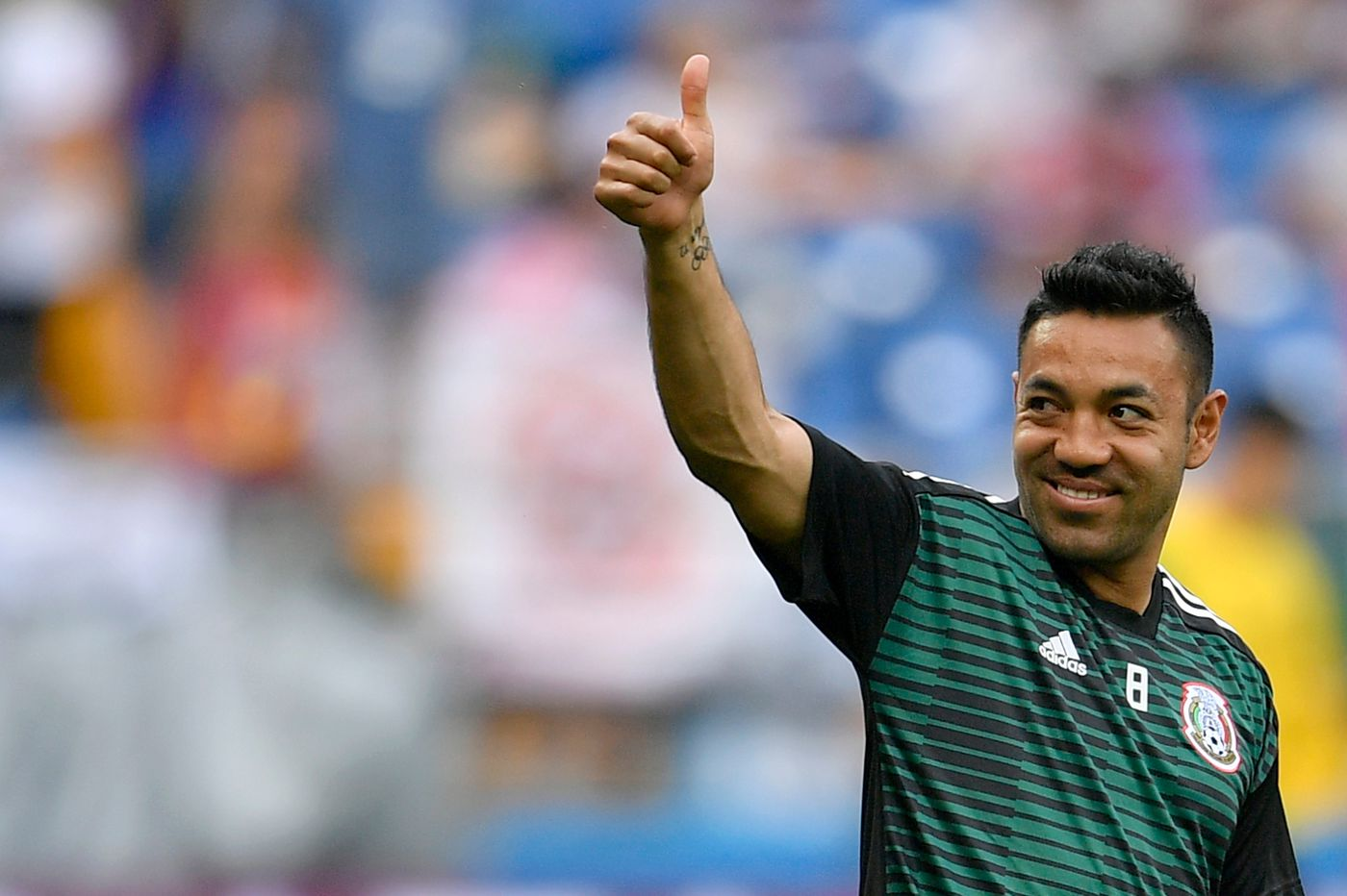 Union in talks to sign Mexican national team star Marco Fabián of Eintracht Frankfurt