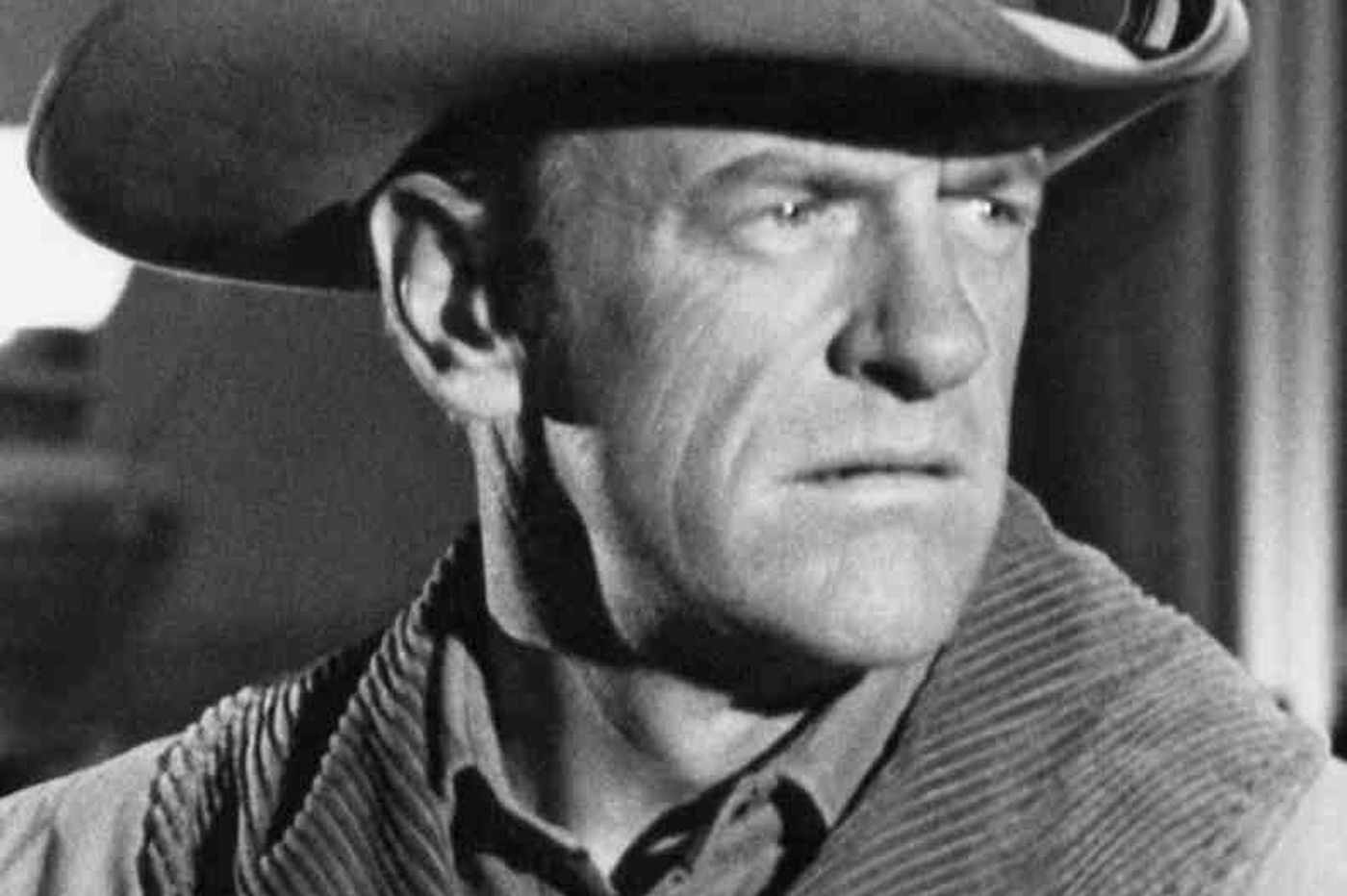 James Arness, 'Gunsmoke' star