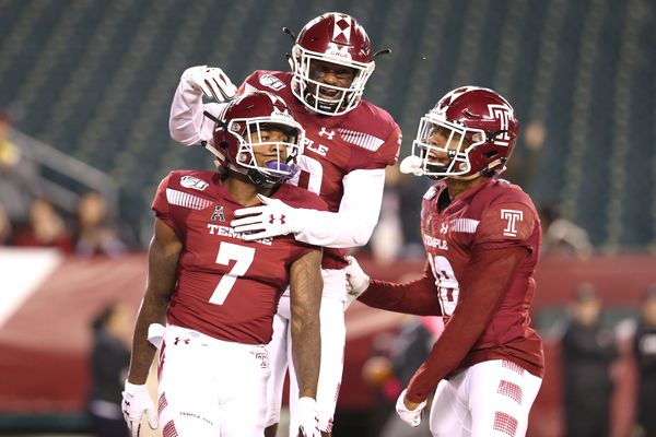 Temple football notes: An injury in practice sidelined center Matt Hennessy against UCF