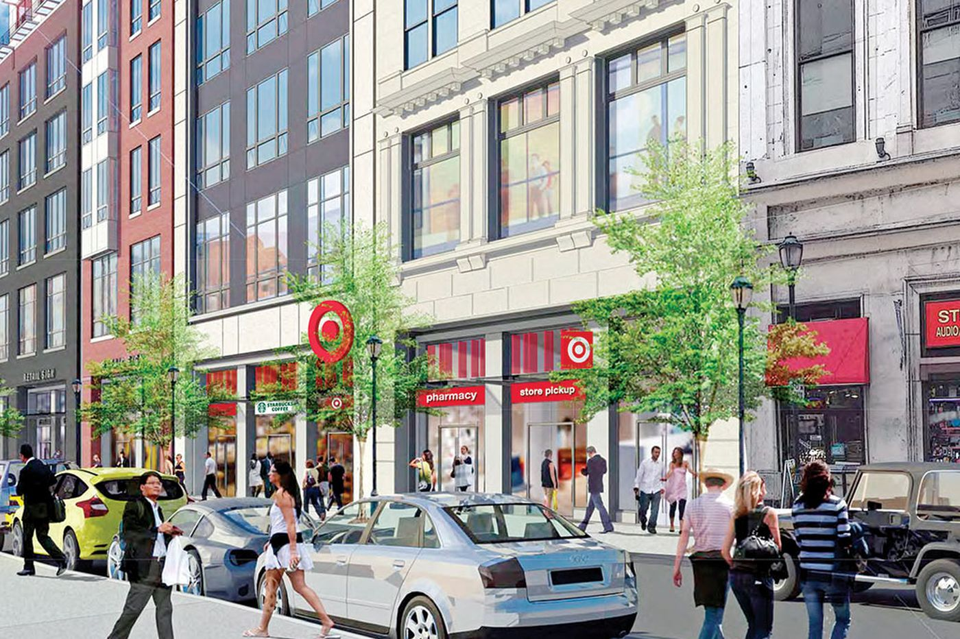 Target confirms it will open store at 12th and Chestnut in 2016