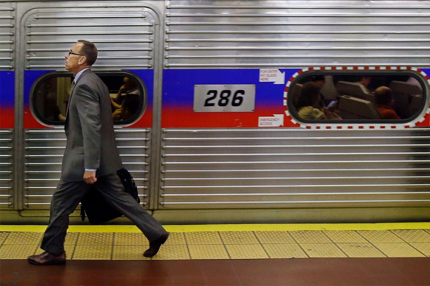 Inquirer editorial: SEPTA - Get Regional Rail service on track