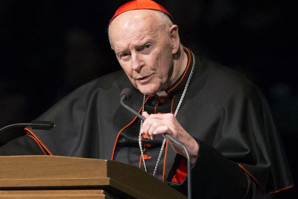Vatican moves quickly toward punishing ex-cardinal McCarrick for sexual abuse