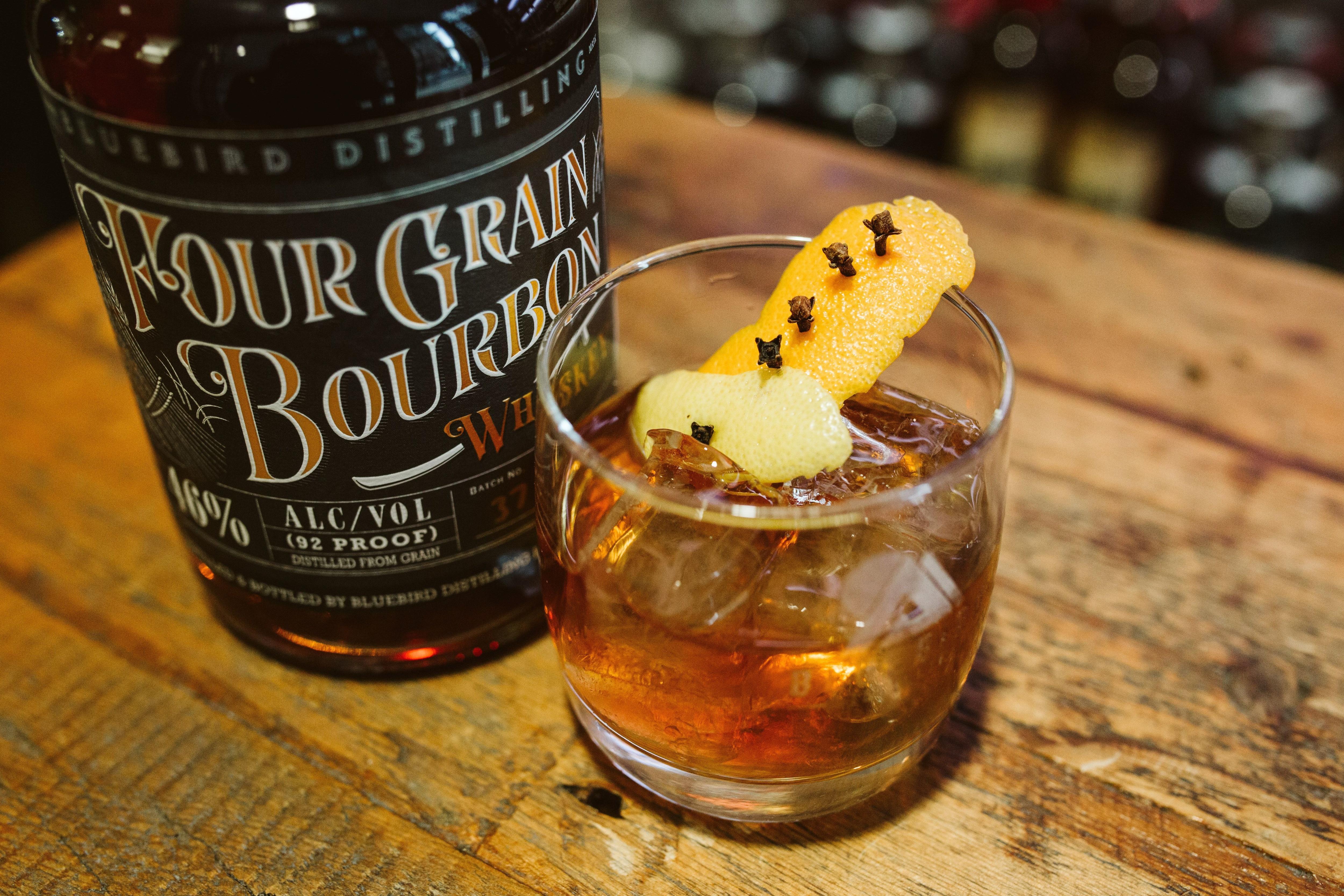 Winter Spiced Bourbon